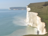 Seven Sisters Walk–Seaford to Eastbourne, UK