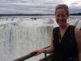Iguassu Falls – Argentina Side – Breath-taking