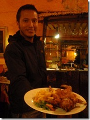 Guinea Pig Dinner - Arequipa 2012-04-11 001