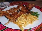 mmm…. Deep Fried GuineaPig!